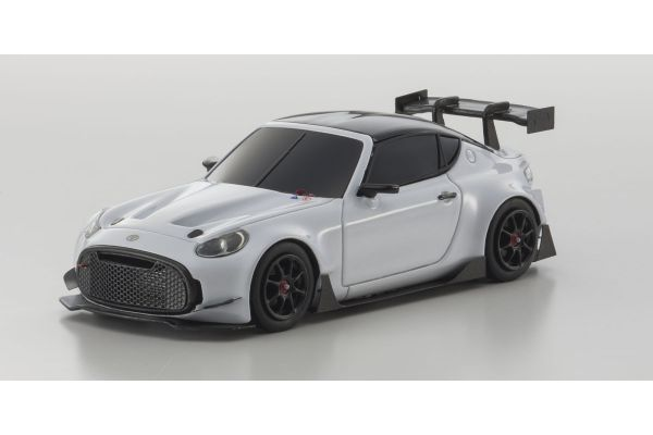 KYOSHO 1/43scale TOYOTA S-FR Racing Concept White [No.KSR43003W]