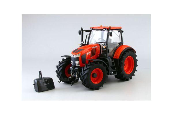 KUBOTA 1/32scale Kubota tractor M7-171 European specification with weight  [No.KU30B004]