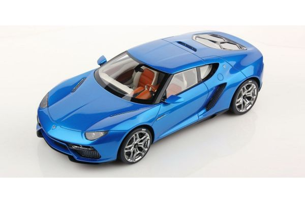 MR Collection 1/18scale ランボルギーニ アステリオン LPI Blue [No.LAMBO018A]
