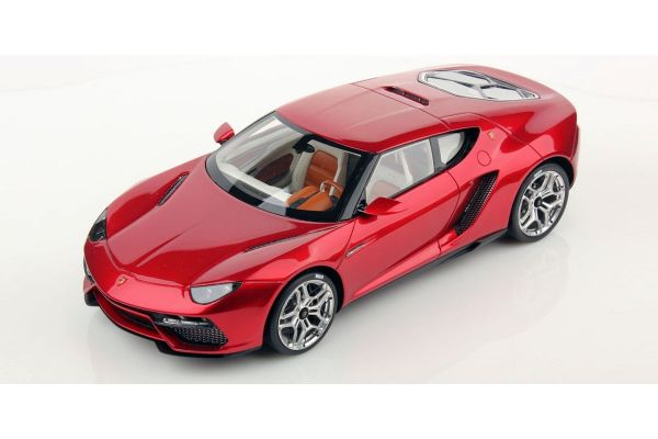 MR Collection 1/18scale ランボルギーニ アステリオン LPI Rosso Efesto Red [No.LAMBO018D]
