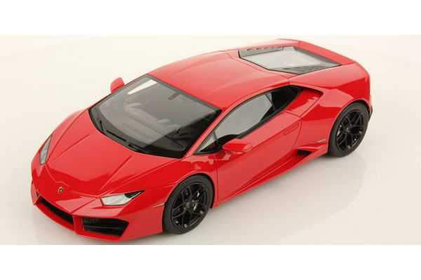 MR Collection 1/18scale Lamborghini Huracan LP 580-2 LA Motorshow 2015 Red [No.LAMBO022A]
