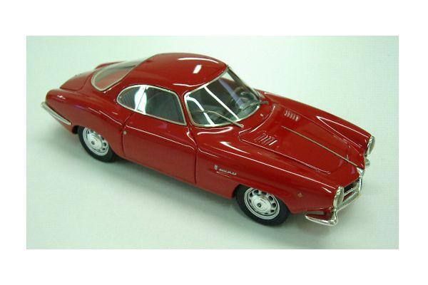 LOOKSMART 1/43scale Alfa Romeo 1600 Giulia SS Red [No.LS019A]