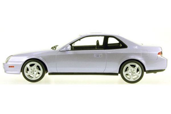 TOPMARQUES 1/18scale Honda Prelude 1997-2001 (Moon Silver)  [No.TOPLS038B]