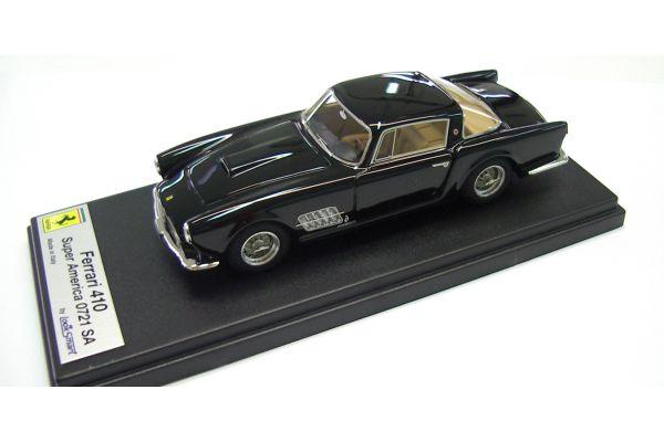 LOOKSMART 1/43scale Ferrari 410 Super America 0721 SA Black [No.LS044B]