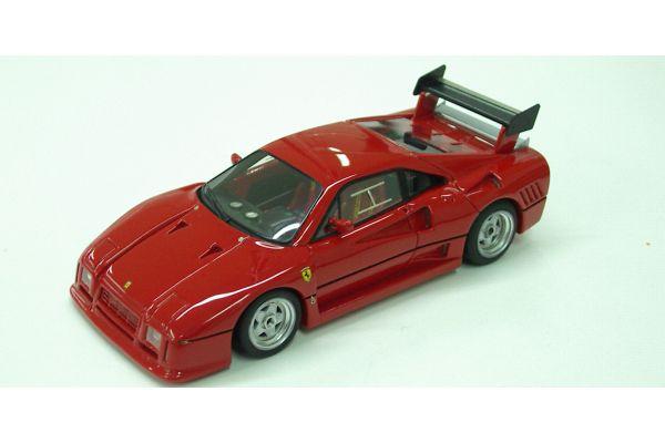 LOOKSMART 1/43scale Ferrari 288GTO Evoluzione 1 Red [No.LS069]