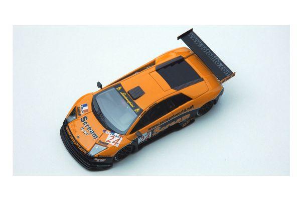 LOOKSMART 1/43scale Lamborghini Murcielago R-GT (No.24 / FIA-GT Imola 2004)  [No.LS075A]