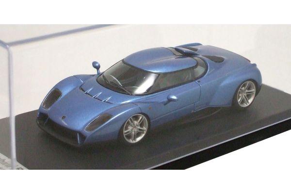 LOOKSMART 1/43scale Lamborghini Raptor Coupe 1996 Blue Met. [No.LS082]