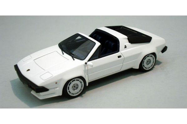 LOOKSMART 1/43scale Lamborghini Jalpa Solid White [No.LS083B]