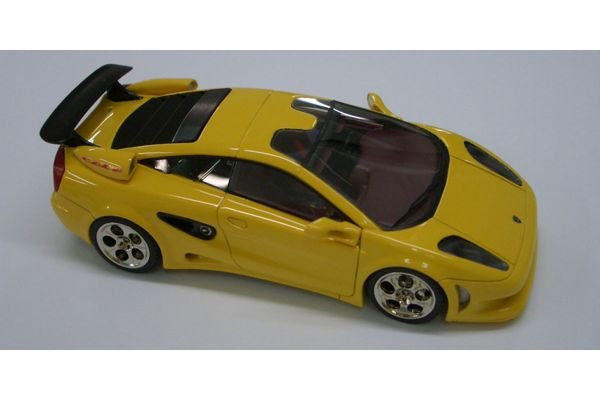 LOOKSMART 1/43scale Lamborghini Cala Yellow [No.LS086A]