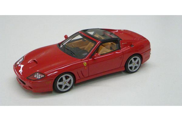 LOOKSMART 1/43scale Ferrari Super America Hard Top Red [No.LS126A]