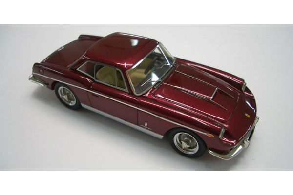 LOOKSMART 1/43scale Ferrari Tipo 400 S.A Coupe 1961 Red Met. [No.LS141]