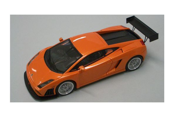 LOOKSMART 1/43scale Lamborghini Gallardo GT3 Press Ver. Met. Orange [No.LS154A]