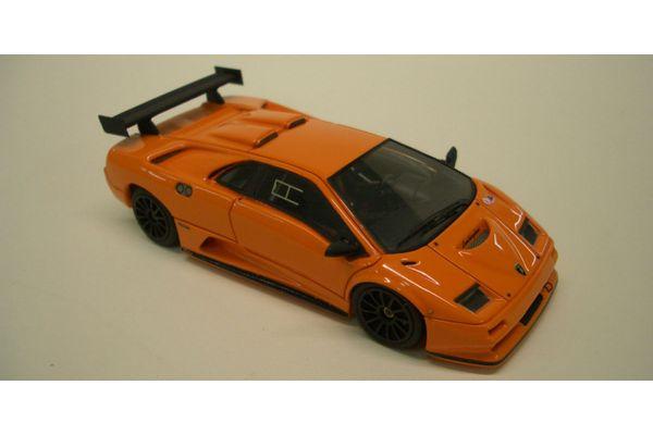 LOOKSMART 1/43scale Lamborghini Diablo GT2 1998 Met. Orange [No.LS163A]