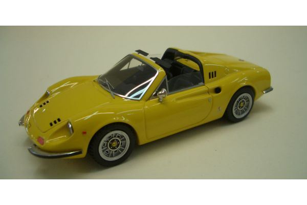 LOOKSMART 1/43scale Ferrari Dino 246GTS Orange [No.LS177B]