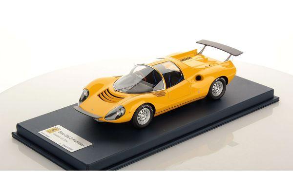 LOOKSMART 1/18scale Ferrari Dino 206 Competizione Prototipo Yellow  [No.LS18FC01A]