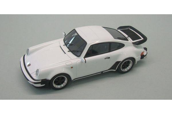 LOOKSMART 1/43scale PORSCHE 911 3.3 Coupe 1989 White [No.LS201A]
