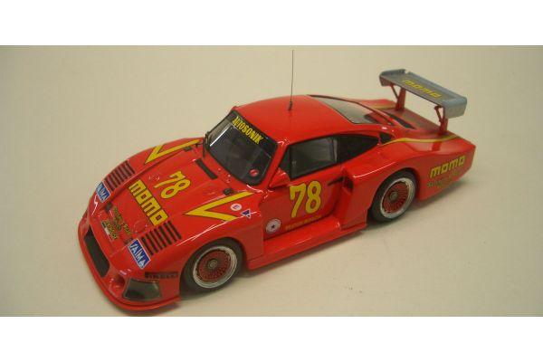 LOOKSMART 1/43scale Porsche 935 Moby Dick ( Momo/No.78)  [No.LS261B]