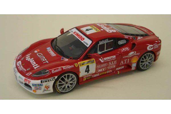LOOKSMART 1/43scale Ferrari F430 Challenge 2006 Team Motor (No.4)  [No.LS281]
