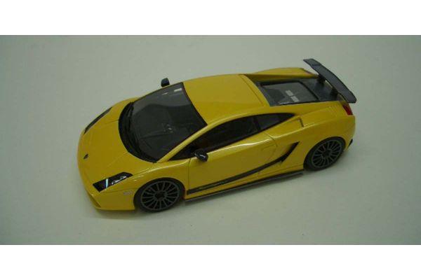 LOOKSMART 1/43scale Lamborghini Gallardo Super Leggera Metallic Yellow [No.LS283A]