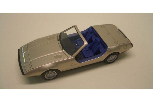 LOOKSMART 1/43scale Ferrari 365 GTC/4 Golfo Persico-Beach Car Gold [No.LS286B]