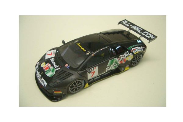 LOOKSMART 1/43scale Lamborghini Murcielago R-GT (No.7/Zhuhai 2007 Winner)  [No.LS292]