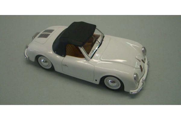 LOOKSMART 1/43scale Porsche 356 America Roadster (1952) White [No.LS293]