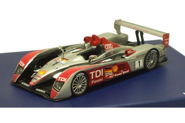LOOKSMART 1/43scale AUDI R10 2007 WINNER 24h LE MANS 2007  [No.LS298]