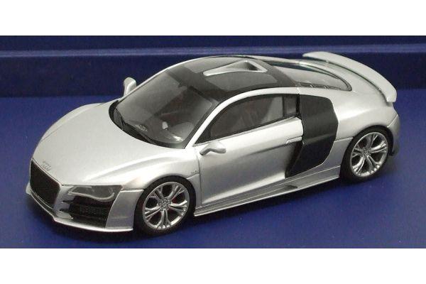 LOOKSMART 1/43scale Audi R8 V12 TDI Detroit Show2008 Silver [No.LS313A]