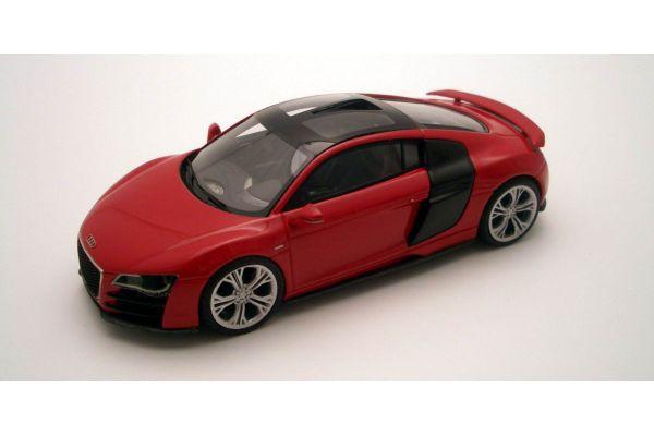 LOOKSMART 1/43scale Audi R8 V12 TDI GenevaShow2008 Red [No.LS313B]