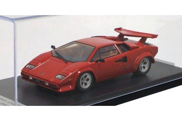 LOOKSMART 1/43scale Lamborghini Countach LP500 S 1982 Red [No.LS325B]