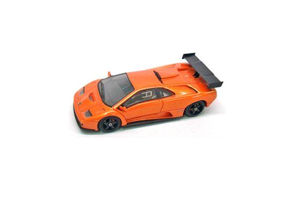 LOOKSMART 1/43scale LAMBORGHINI DIABLO GTR 1999 Orange Metallic [No.LS337B]