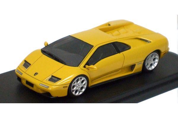 LOOKSMART 1/43scale Lamborghini Diablo 6.0 Metallic Yellow [No.LS338A]