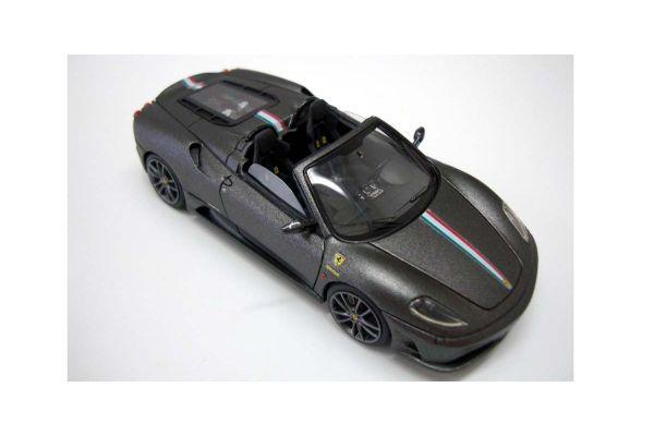 LOOKSMART 1/43scale Ferrari Scuderia Spider 16M MatGray Metallic [No.LS342C]
