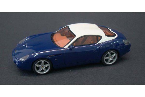 LOOKSMART 1/43scale Ferrari 575 GTZ Blue /White Roof [No.LS373C]