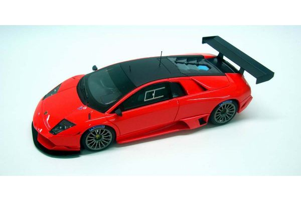 LOOKSMART 1/43scale Lamborghini Murcielago R-SV(without Decoration) Orange [No.LS379B]