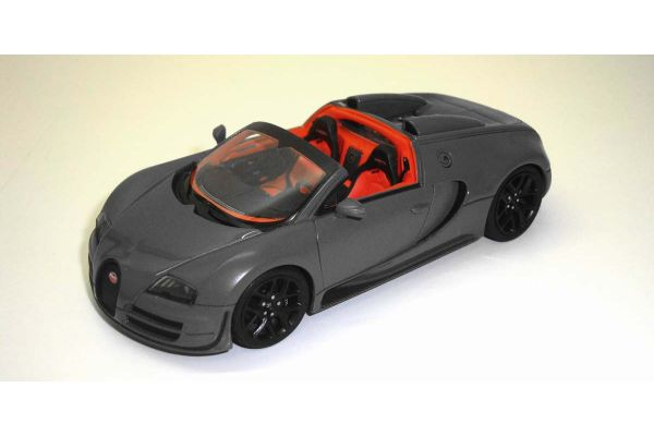 LOOKSMART 1/43scale Bugatti Vitesse Jet Grey / Matt Grey [No.LS396A]