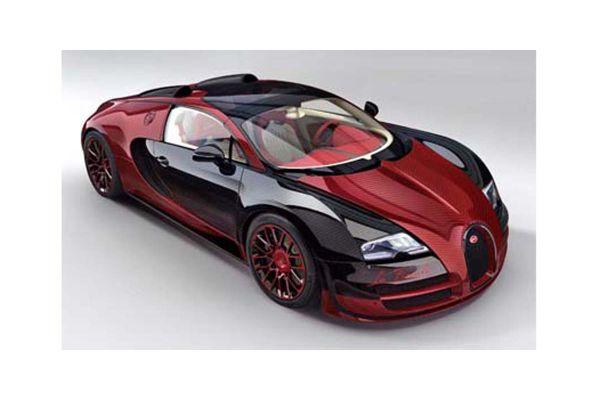 LOOKSMART 1/43scale Bugatti Veyron 16.4 Grand Sport Vitesse La Finale  [No.LS396LF]
