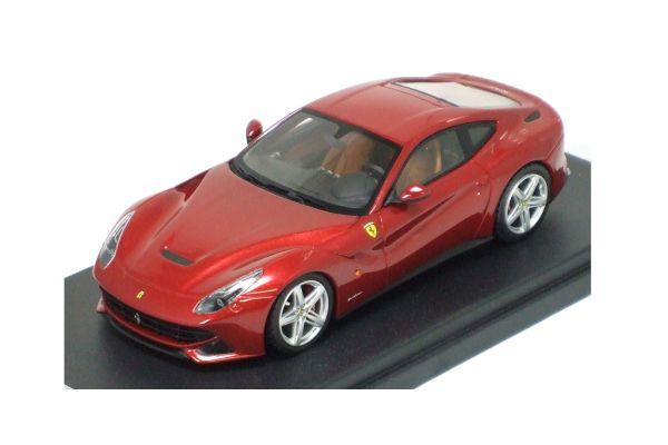 LOOKSMART 1/43scale Ferrari F12 Berlinetta Red [No.LS397A]