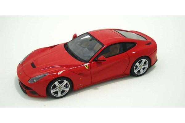 LOOKSMART 1/43scale Ferrari F12 Berlinetta  Orange Red [No.LS397C]