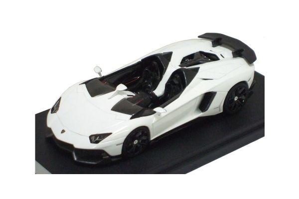 LOOKSMART 1/43scale Lamborghini  Aventador J White [No.LS398C]