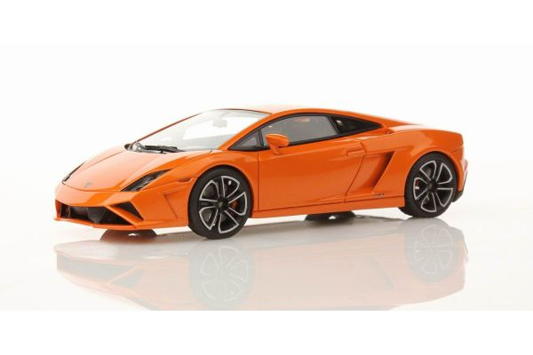 LOOKSMART 1/43scale Lamborghini Gallardo LP560-4 Paris Motor Show 2012 Orange [No.LS410E]