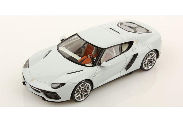 LOOKSMART 1/43scale Lamborghini Asterion LPI 910-4 White [No.LS441C]