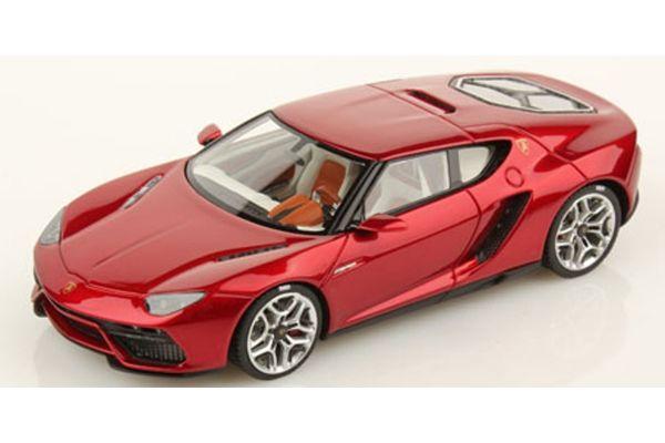 LOOKSMART 1/43scale Lamborghini Asterion LPI 910-4 Red [No.LS441D]
