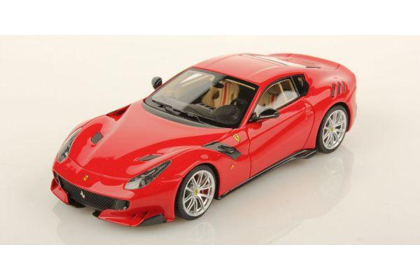 LOOKSMART 1/43scale Ferrari F12tdf (Rosso Scuderia)  [No.LS450E]
