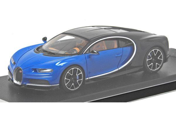 LOOKSMART 1/43scale Bugatti Chiron Le Patron / Bugatti Light Blue Sport  [No.LS459A]