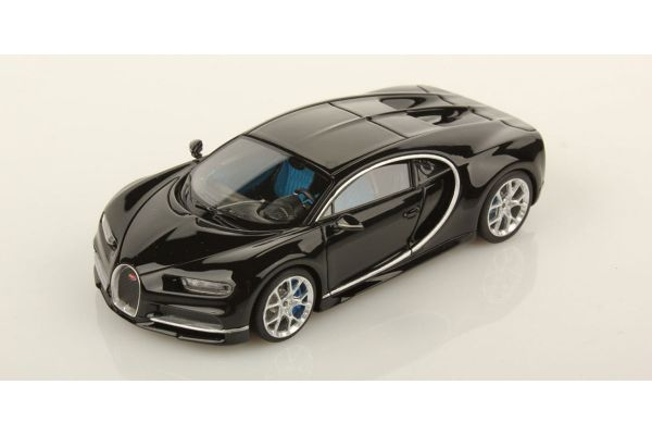 LOOKSMART 1/43scale Bugatti Chiron Black Uni  [No.LS459C]
