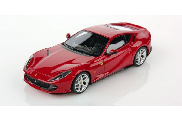 LOOKSMART 1/43scale Ferrari 812 Superfast Rosso 70 Anni Shiny 70th anniversary Red [No.LS467A]