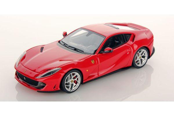 LOOKSMART 1/43scale Ferrari 812 SuperFast Rosso Corsa [No.LS467C]