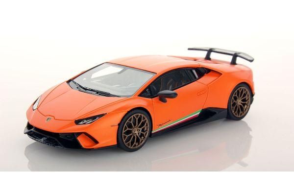 LOOKSMART 1/43scale Lamborghini Huracan Preformante Arancio Anthaeus [No.LS469A]