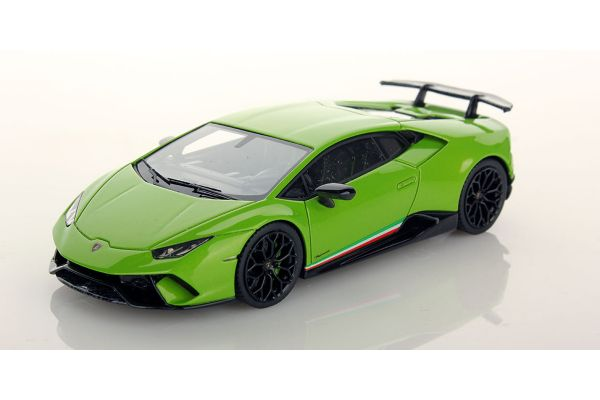 LOOKSMART 1/43scale Lamborghini Huracan Performante Verde Mantis (Green)  [No.LS469B]